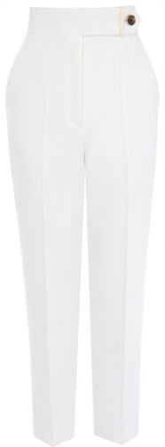 Karen Millen High-Waisted Tailored Trouser