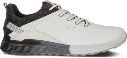 Ecco Womens S-three Spikeless Golf Shoes