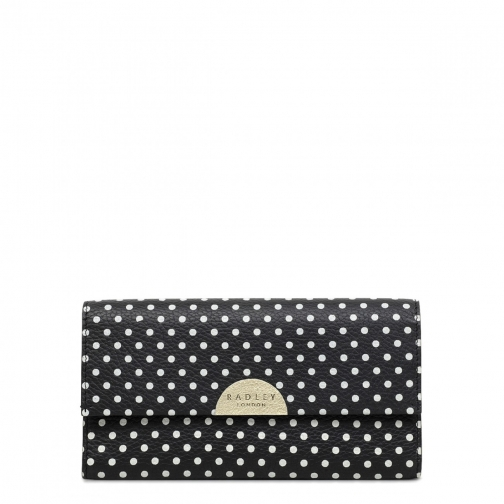 Radley Oakwood Lane Medium Flapover Card Holder