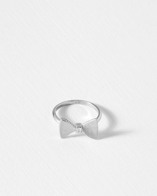 Ted Baker Tux Bow Ring