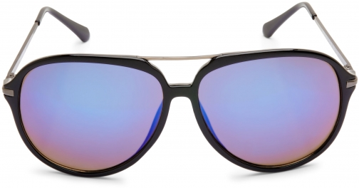 Steve Madden S5665 BLACK Sunglasses