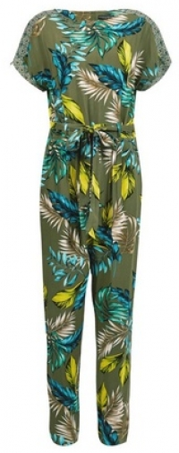 Dorothy Perkins Multi Colour Mix And Match Jumpsuit