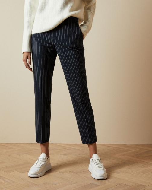 Ted Baker Striped Suit Trouser