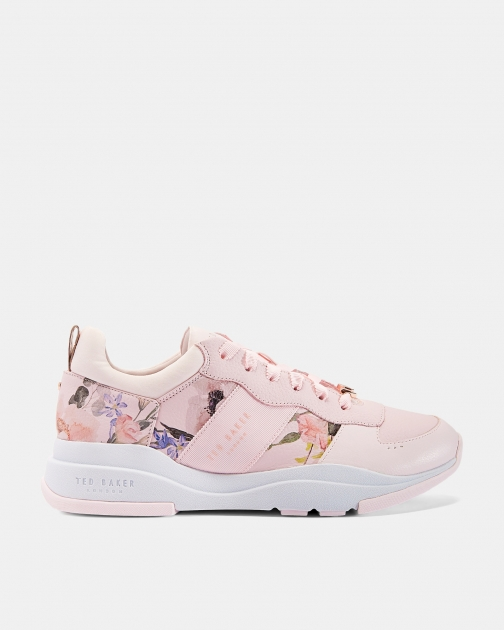 Ted Baker Printed Chunky Trainer
