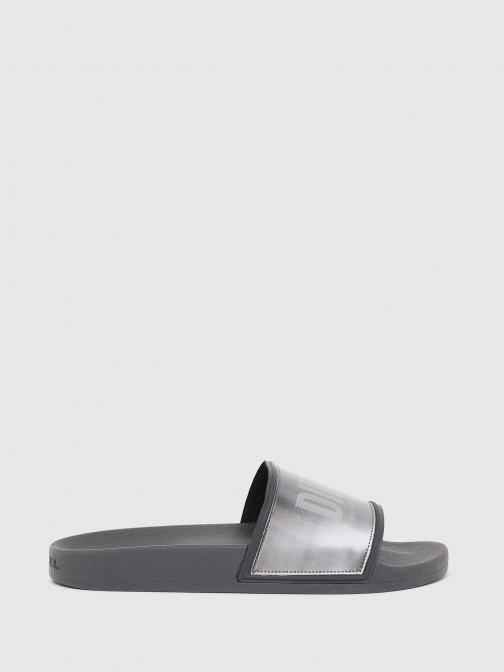 Diesel P2543 - Grey - 42 Slippers