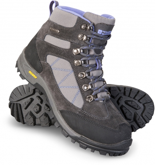 Mountain Warehouse Storm Womens Waterproof - Grey Boot