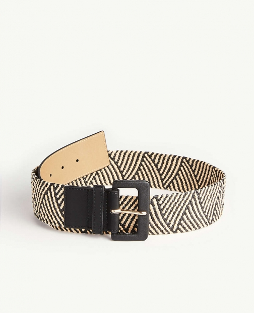 Ann Taylor Woven Stretch Belt