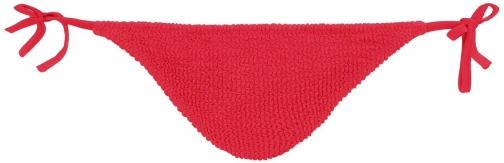 Calzedonia - Alice Crinkle Side Bottoms, S, Red, Women Tie