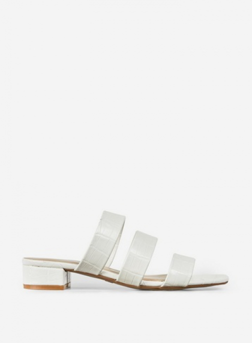 Dorothy Perkins White 'Stormy' Sandals