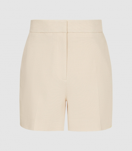 Reiss Venice - Tailored Blush, Womens, Size 6 Short