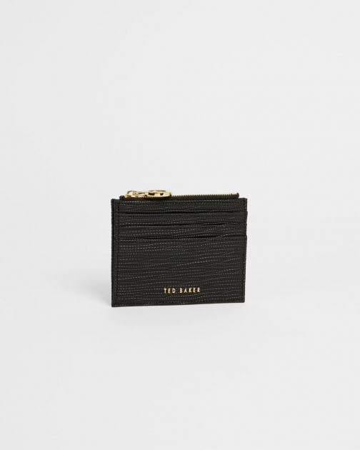 Ted Baker Mixed Metal Card Holder