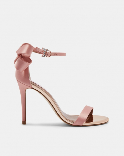 Ted Baker Bow Detail Heeled Sandals