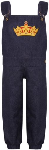 House Of Fraser Star51 Girls: Hannah`s Crown Jewels Jumpsuit