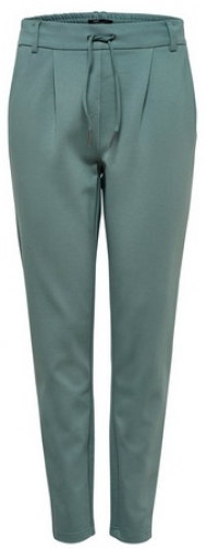 Only Green Tie Waist Trousers Trouser