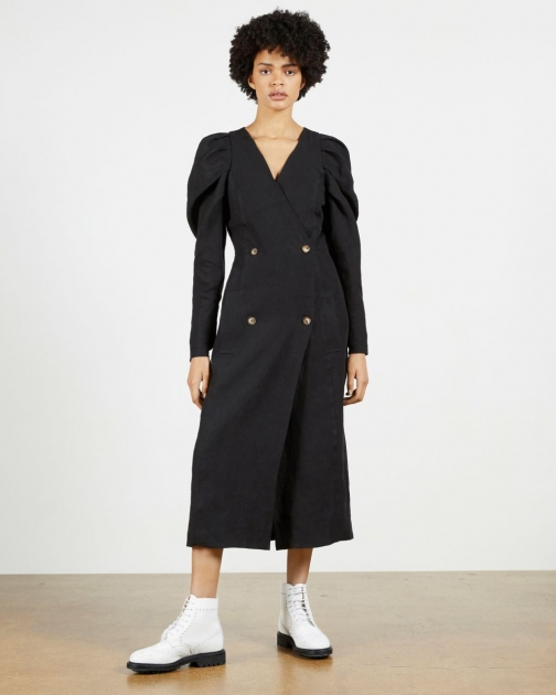 Ted Baker Structured Dress