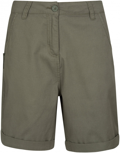 Mountain Warehouse Riverside Womens - Green Short