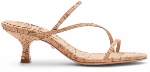Schutz Shoes Evenise Sandal - 6.5 Natural Cork Cork Sandals
