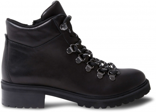 Steve Madden LORA BLACK LEATHER Boot