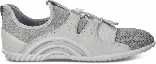 Ecco Vibration 1.0 Shoe Sneakers Size 5-5.5 Concrete Trainer