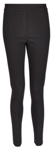 Dorothy Perkins Black Mock Fly Pull On Skinny Trouser
