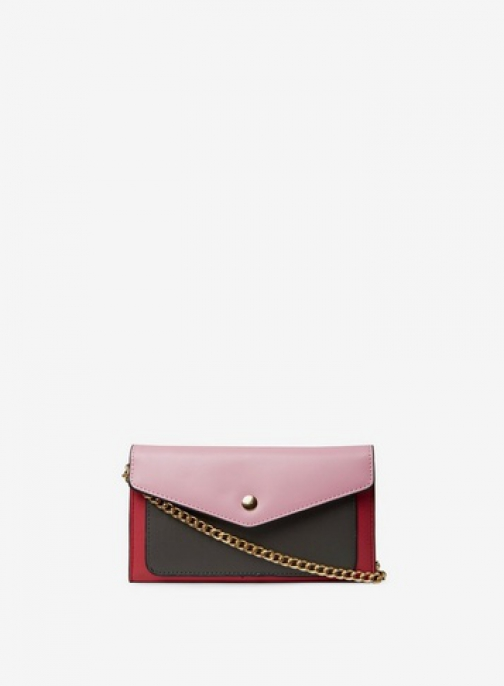Pieces Pink 'Bumba' Wallet