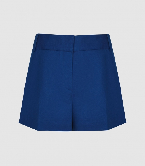Reiss Lyla - Tailored Blue, Womens, Size 14 Short
