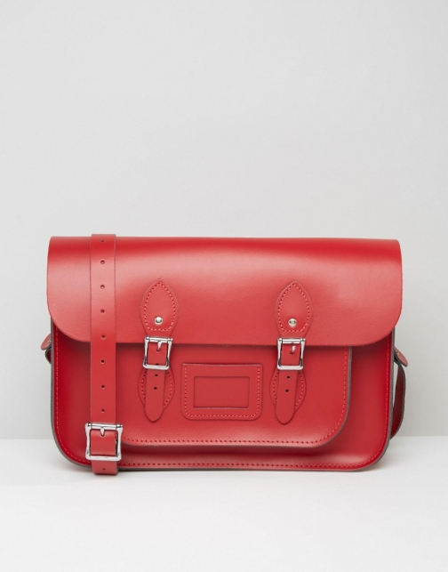 The Leather Satchel Co. Leather Company 14 Satchel