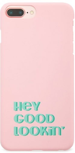 Forever21 Forever 21 Good Lookin Phone For IPhone 6/7/8 Plus , Pink/multi Case