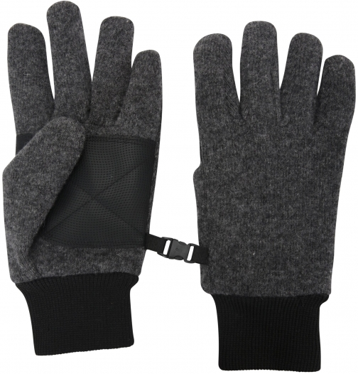 Mountain Warehouse Knitted Windproof & Waterproof Womens - Grey Glove