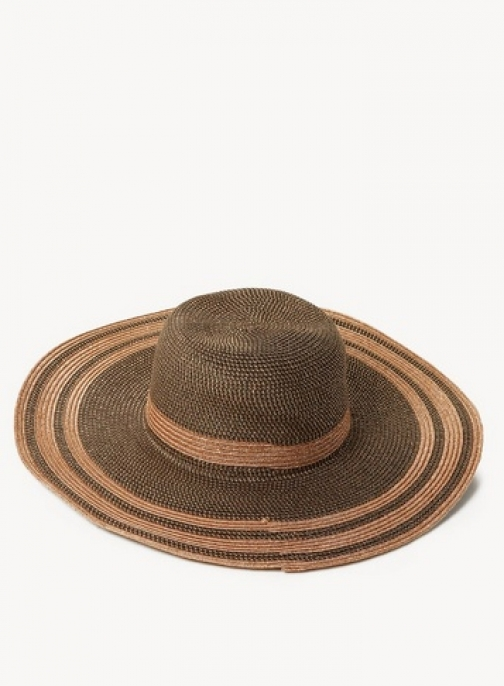 Dorothy Perkins Rose Gold Floppy Hat