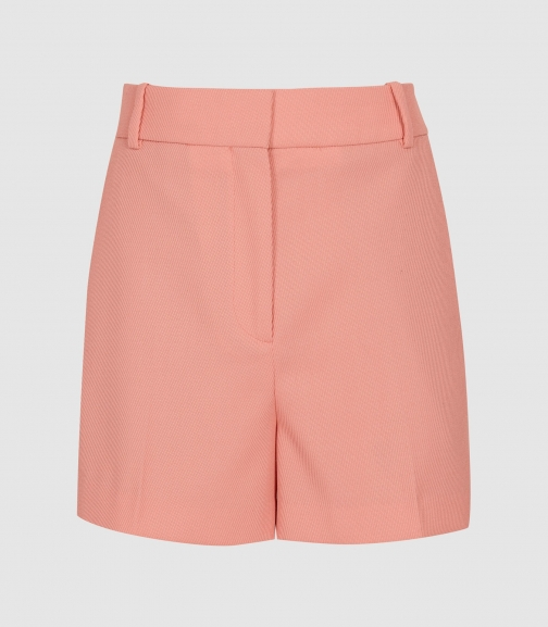 Reiss Phoenix - Tailored Apricot, Womens, Size 4 Short