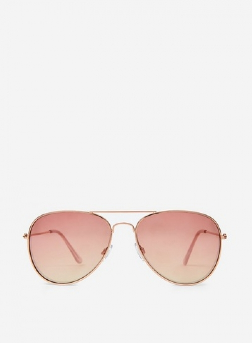 Dorothy Perkins Rose Gold Sunglasses