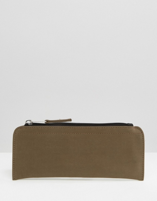 Asos Suede Pencil Khaki Case