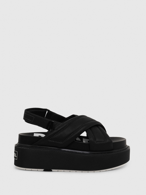 Diesel PR818 - Black - 38 Sandals