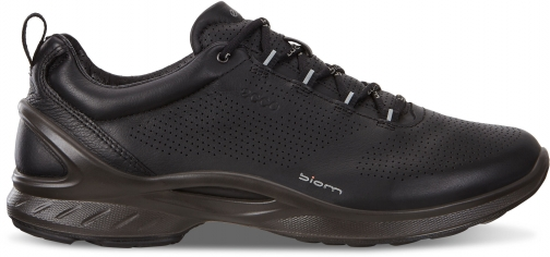 Ecco Womens BIOM Fjuel Train Sneakers Size 5 Black Trainer