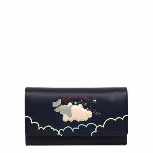 Oasis London Dare To Dream Large Flapover Matinee Purse