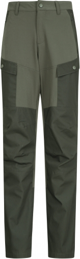 Mountain Warehouse Expedition Hybrid Womens Trousers - Long Length - Green Trouser