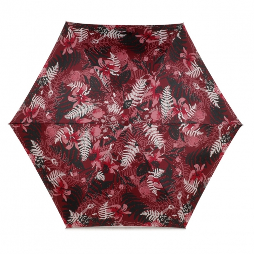 Radley Botanical Floral Mini Telescopic Umbrella