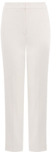 Karen Millen White Tailored Trouser