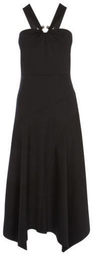 Karen Millen Halterneck Midi Dress