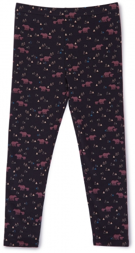 Jigsaw Girls Bear Print Legging