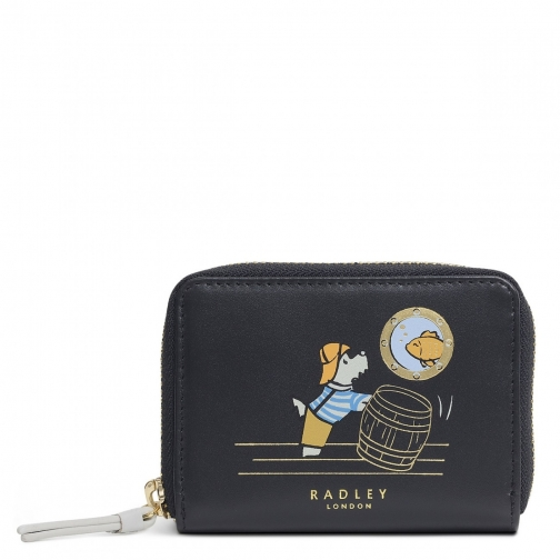 Radley Fisherman Small Zip Around Purse