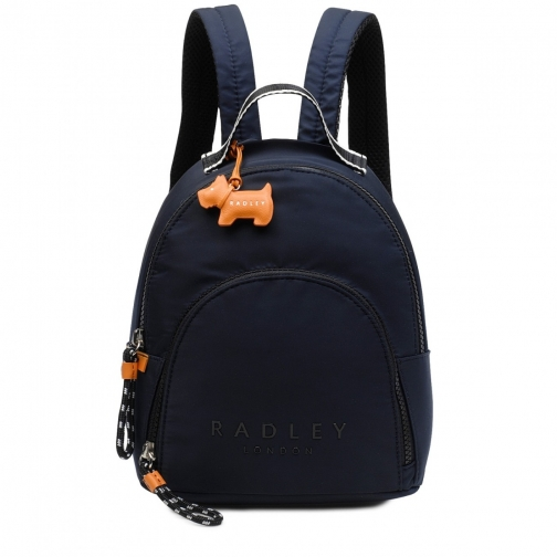 Radley Crofters Way Small Zip Around Backpack