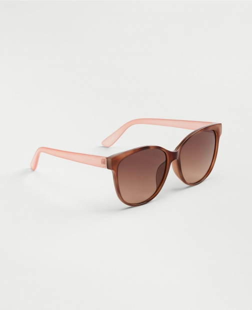 Ann Taylor Factory Marbleized Square Sunglasses