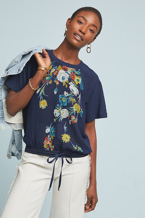 Tiny Carley Floral Top Shirt