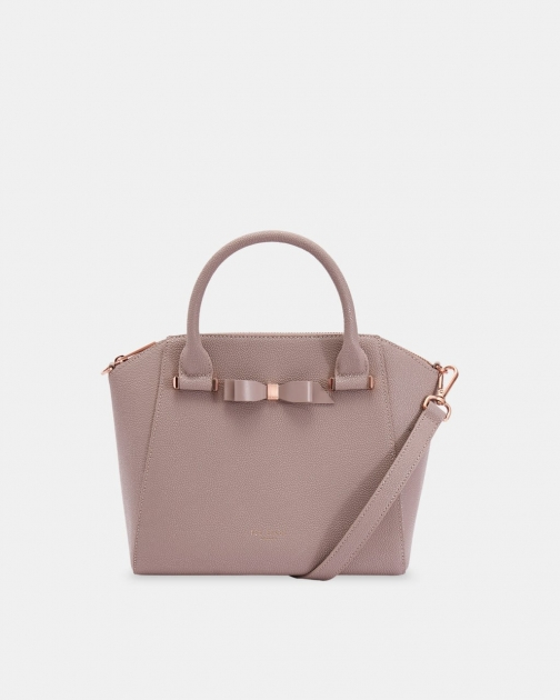 Ted Baker Bow Detail Zip Tote