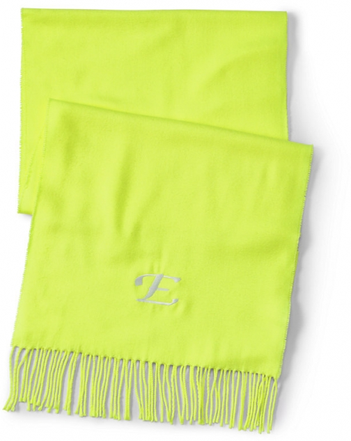 Lands' End Women's Neon - Lands' End - Yellow Scarf