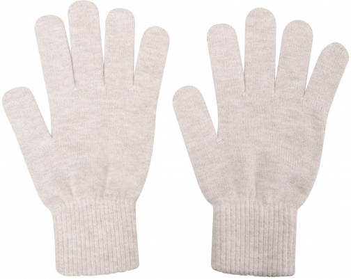Mountain Warehouse Grace Womens Knitted - Beige Glove