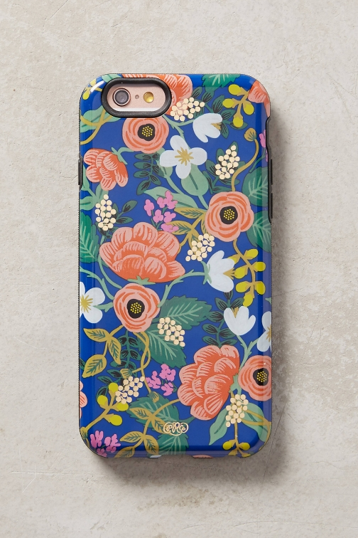 Anthropologie Rifle Paper Co. IPhone 6 Case