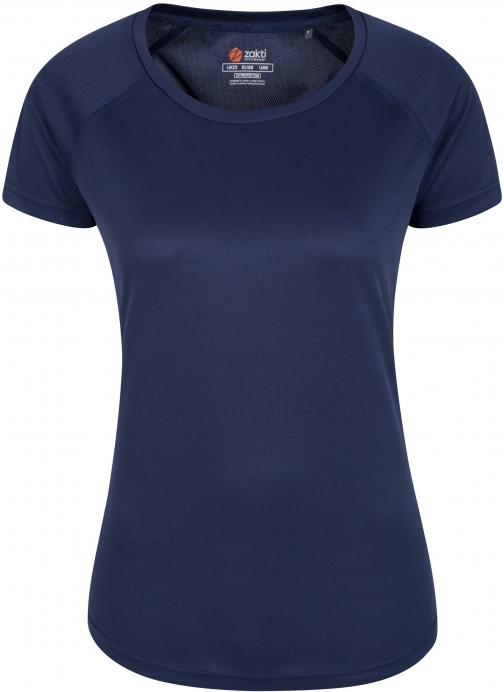 Mountain Warehouse Endurance Womens - Dark Blue T-Shirt